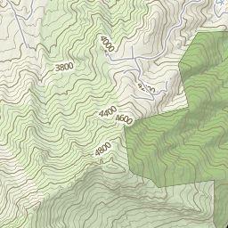Hiking in Grandfather Mountain State Park, North Carolina